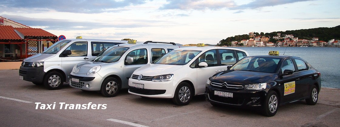 Silver taxi Tisno excursions